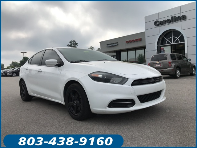 Dodge Dart Sxt >> Pre Owned 2014 Dodge Dart Sxt 4d Sedan In Lugoff J8093a Lugoff Toyota