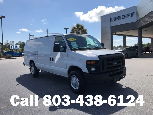 Pre-Owned 2012 Ford E-350SD Commercial
