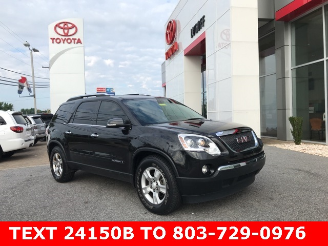 Pre-Owned 2008 GMC Acadia SLT-1
