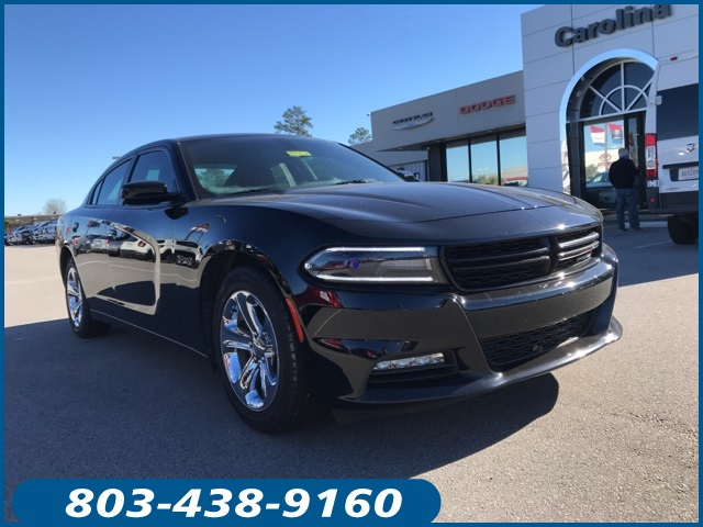 Pre Owned 2017 Dodge Charger Sxt 4d Sedan In Lugoff J8142a Lugoff