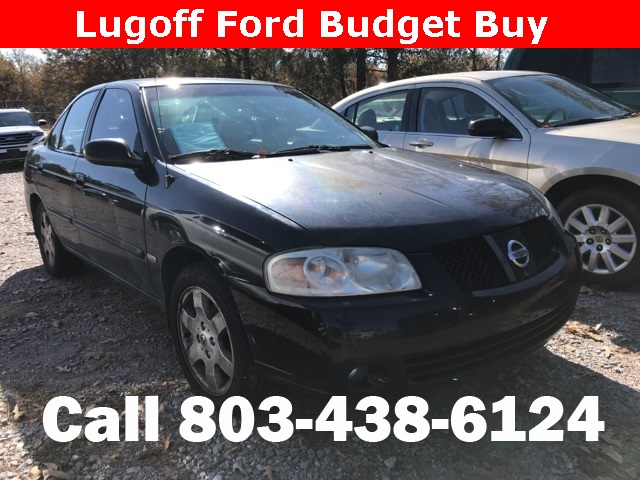 Pre-Owned 2006 Nissan Sentra 1.8