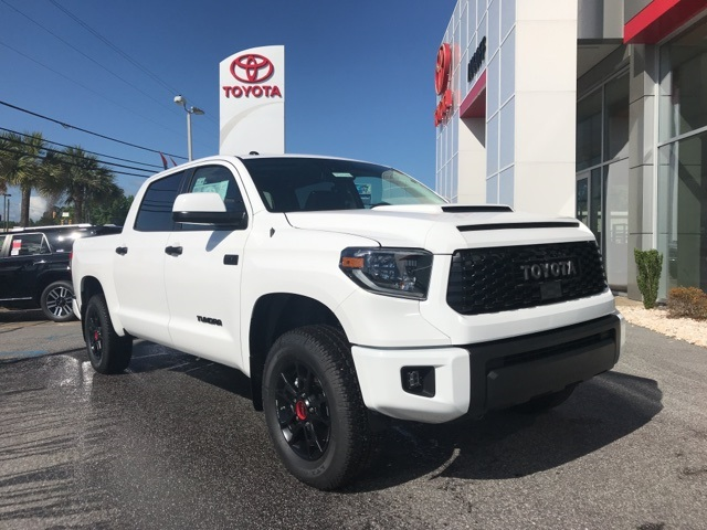 Trd Pro Tundra >> New 2019 Toyota Tundra Trd Pro 4d Crewmax In Lugoff 23084 Lugoff