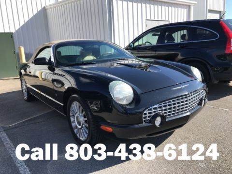 Pre-Owned 2004 Ford Thunderbird Base