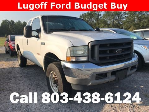 Pre-Owned 2003 Ford F-250SD XLT