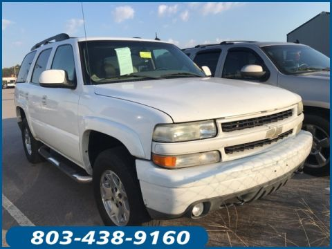 Pre-Owned 2003 Chevrolet Tahoe