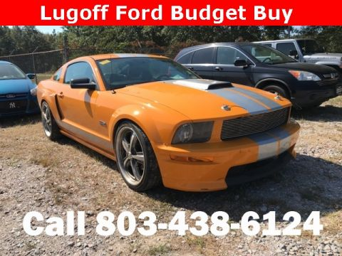 Pre-Owned 2008 Ford Mustang SHELBY GT