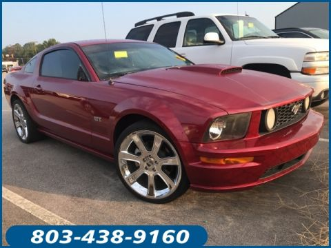 Pre-Owned 2007 Ford Mustang