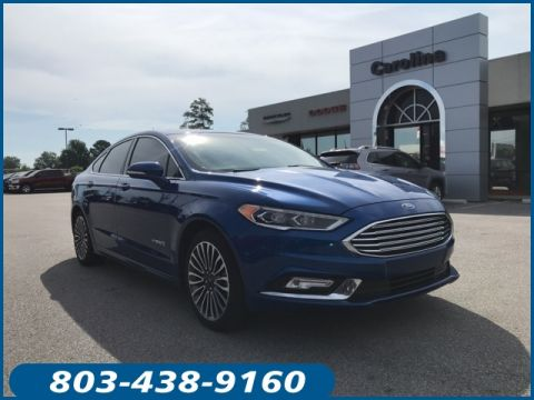Pre-Owned 2017 Ford Fusion Hybrid