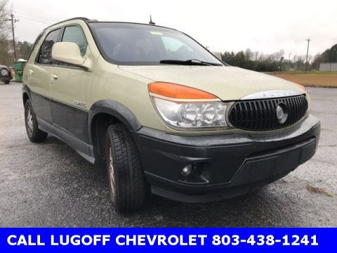 Pre-Owned 2003 Buick Rendezvous CXL