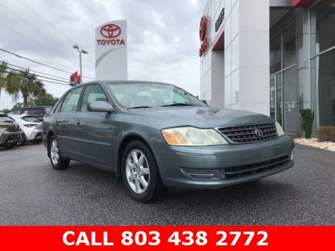 Pre-Owned 2003 Toyota Avalon XL