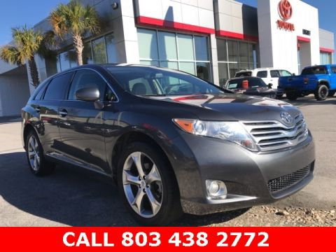 Pre-Owned 2011 Toyota Venza Limited