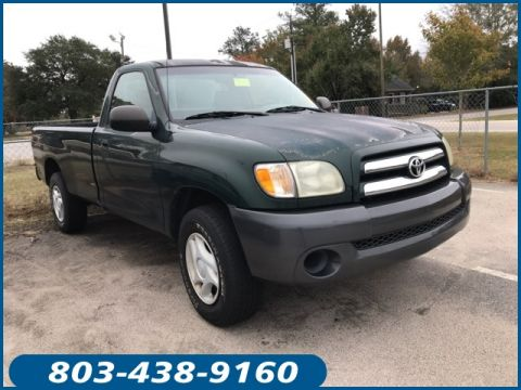 Pre-Owned 2003 Toyota Tundra Base