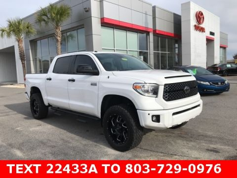 Pre-Owned 2019 Toyota Tundra Platinum