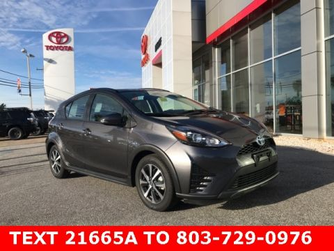 Pre-Owned 2018 Toyota Prius c One